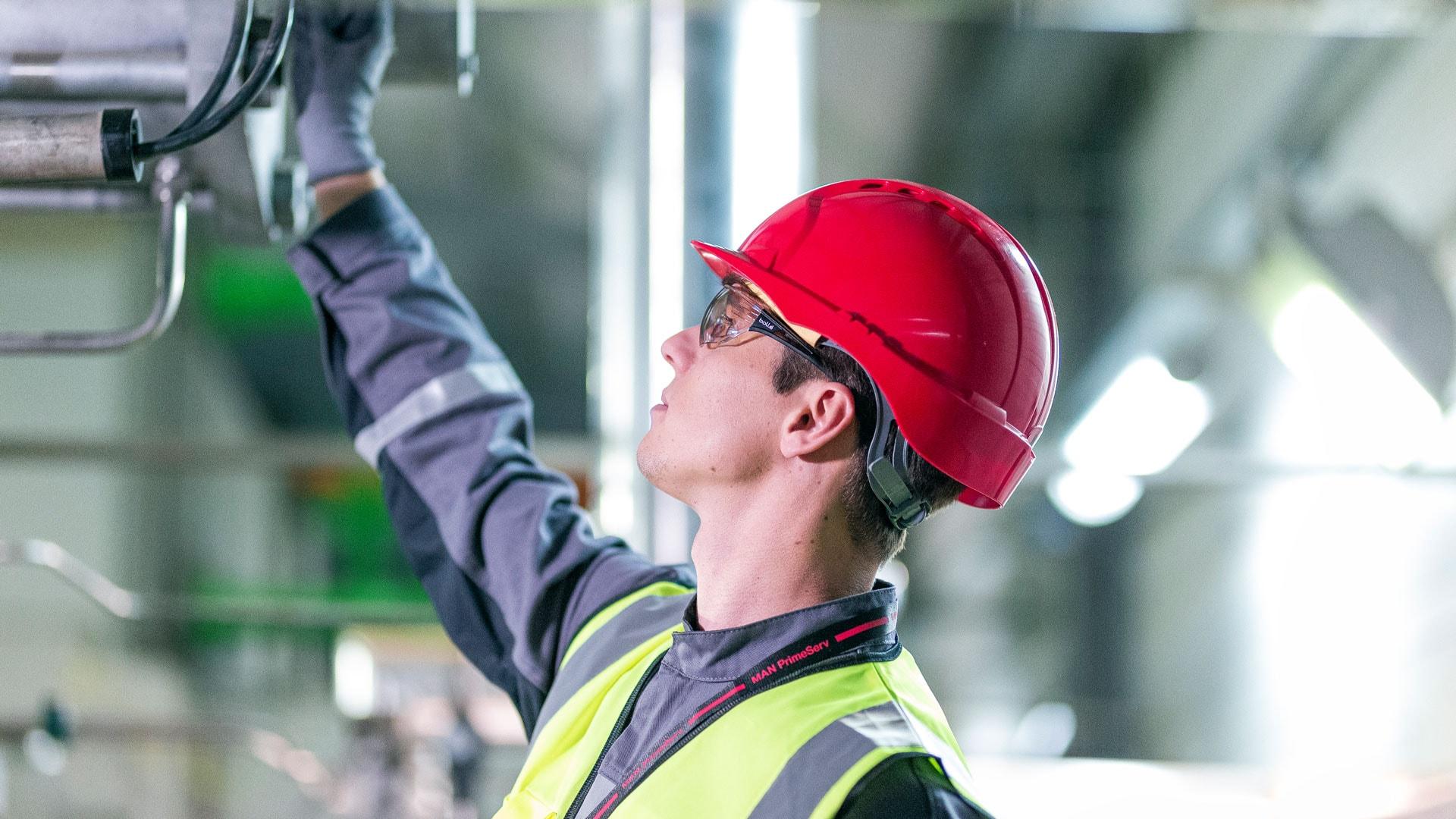 Industrial Equipment Mechanics